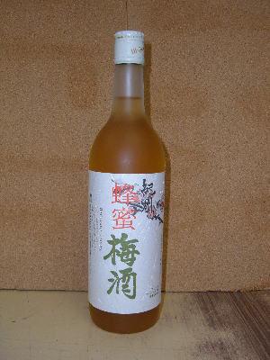 蜂蜜梅酒  ■価格 ◇1030円:720ml