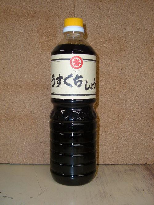 吉田の醤油 うす口  ■価格 ◇450円:1Lペット