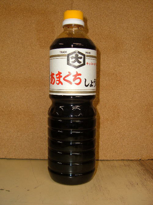 吉田の醤油 甘口  ■価格 ◇480円:1Lペット
