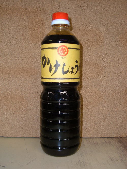 吉田の醤油 かけしょうゆ  ■価格 ◇520円:1Lペット